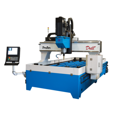 CNC drilling machine – Table type-3