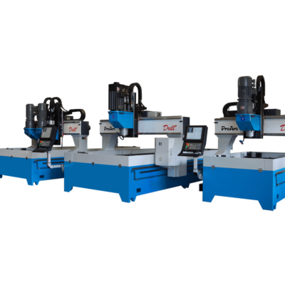 CNC drilling machine – Table type-4