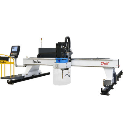 Drill+ CNC drilling machine (Gantry type)-3